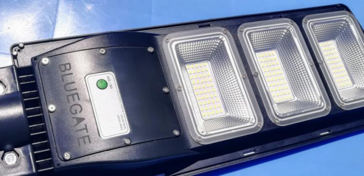 Bluegate 60w solar lights