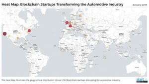 Bluegate - blockchain automotive