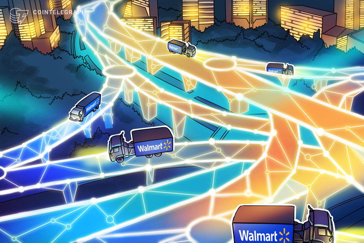 Walmart China Subsidiary Teams Up With VeChain to Trace Food Products