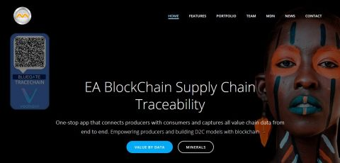 TraceChain. First East African BlockChain Supply Chain Traceability app